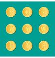 money 4 1 05 vector image