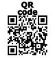 QR code encryption encoding information vector image
