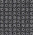 emboss pattern background vector image vector image