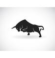 Bull 28 5 15 vector image vector image