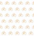 bike simple patern2 vector image