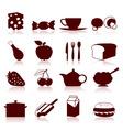 food icon4 vector image vector image