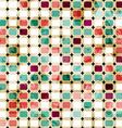 retro cells seamless vector image