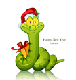 Snake Symbol of new 2013 year With vector image