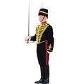 english guard vector image