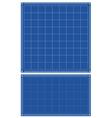 Blueprint backgrounds vector image