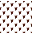 letter w from latin alphabet made of chocolate vector image