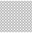 seamless delicate pattern in arabian style vector image
