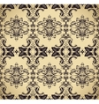 Seamless ornament vintage background vector image vector image