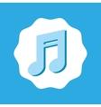button mobile application design vector image