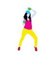 Break Dance Style Life vector image