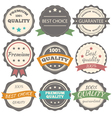 Best choice guarantee and premium quality vintage vector image