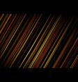 diagonal striped background vector image