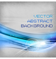 background blue vector image vector image