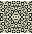Symmetrical Seamless Pattern vector image