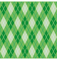 Textile Fabric Rhombs Seamless Texture vector image