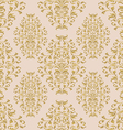 1 ornament seamless background vector image