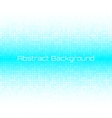 Abstract Light Blue Cover Background vector image