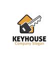 Keyhouse Design vector image