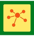 Connections Icon vector image