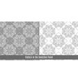 Arab tiles seamless pattern vector image