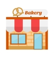 bakery icon made in flat design vector image