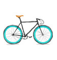road bicycle vector image