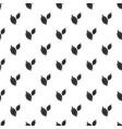 cardamom pods pattern vector image
