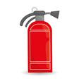 Emergency design vector image