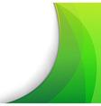 Green Wallpaper vector image
