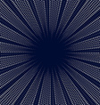 Moire pattern op art background Hypnotic backdrop vector image