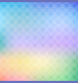 abstract colorful geometric background in bright vector image