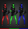 Colorful Fashion vector image