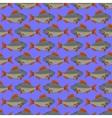 Seamless Fish Pattern vector image vector image