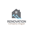Renovation Design vector image