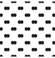 Sponge pattern simple style vector image