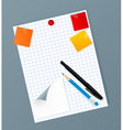 office set2 vector image vector image