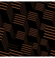 Abstract 3d seamless vector image