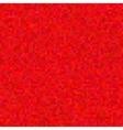 Seamless red polka dot pattern vector image
