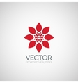 ornamental symbol vector image
