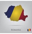 romania vector image vector image