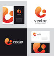 logo design element 22 vector image