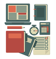 all for your business vector image