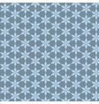 Christmas pattern Winter theme texture Crystal vector image