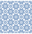 Christmas seamless repeating pattern vector image