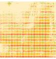 Squared Grunge Background vector image
