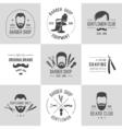 BarberLogos vector image