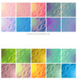 geometric backgrounds vector image