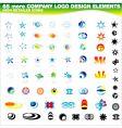 company logo design vector image