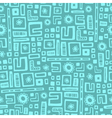 AbstracSquarePattern 2 vector image